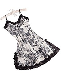 Selection of Ladies Satin Cami Nightdresses